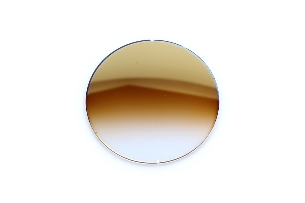 17 - Bronze Gradient, Gold Flash - Curve: 0