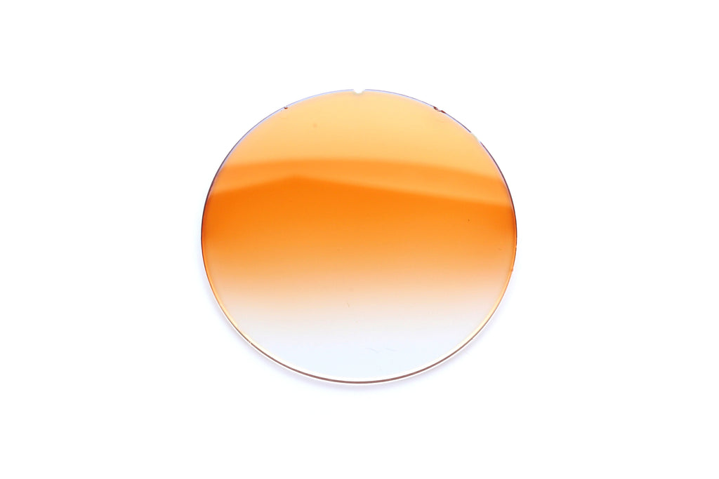 7.1 - Dark Orange Gradient, Gold Flash - Curve: 0