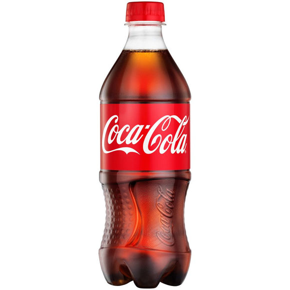 Coca Cola Classic 20oz. Bottle - East Side Grocery