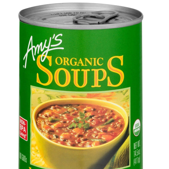 Amy's Organic Soup 14oz. - East Side Grocery