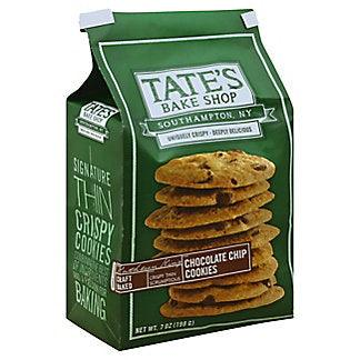 Tates Cookies Chocolate Chip 7oz. - East Side Grocery
