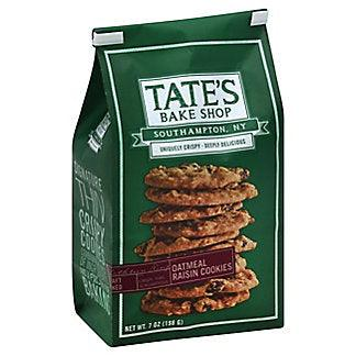 Tates Cookies Oatmeal Raisin 7oz. - East Side Grocery