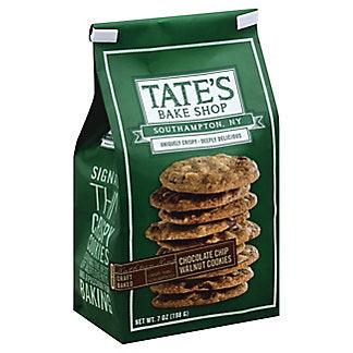 Tates Cookies Chocolate Chip Walnut 7oz. - East Side Grocery