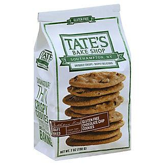 Tates Cookies Gluten Free Chocolate Chip 7oz. - East Side Grocery