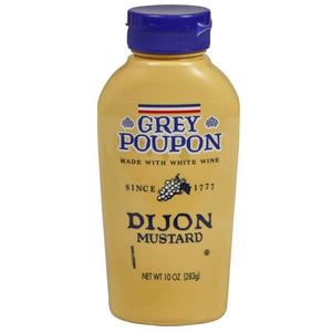 Grey Poupon Dijon Mustard 10oz. - East Side Grocery