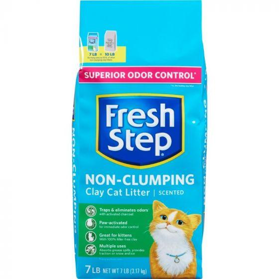 Fresh Step Cat Litter 7 lb. Bag - East Side Grocery