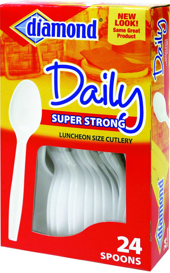 Diamond Disposable Cutlery - East Side Grocery