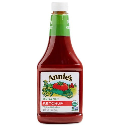 Annie's Organic Ketchup  24oz. - East Side Grocery