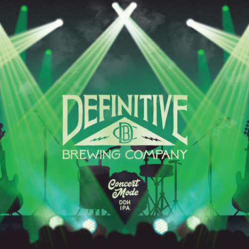 Definitive Concert Mode 16oz. Can