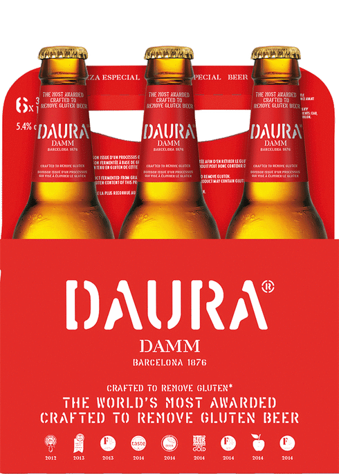 Estrella Daura Damm - 12oz. Bottles - East Side Grocery