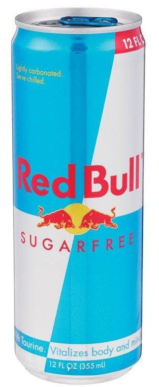 Red Bull Sugar Free 12oz. - East Side Grocery