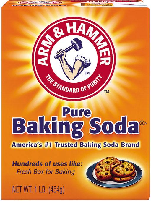 Arm & Hammer Baking Soda  1Lb - East Side Grocery