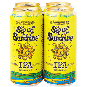Lawson's Finest Liquids Sip Of Sunshine  16oz. Can - East Side Grocery
