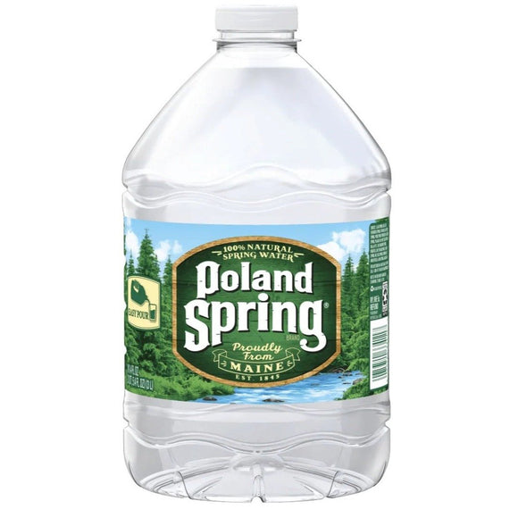 Poland Spring Water 3 Liters - East Side Grocery