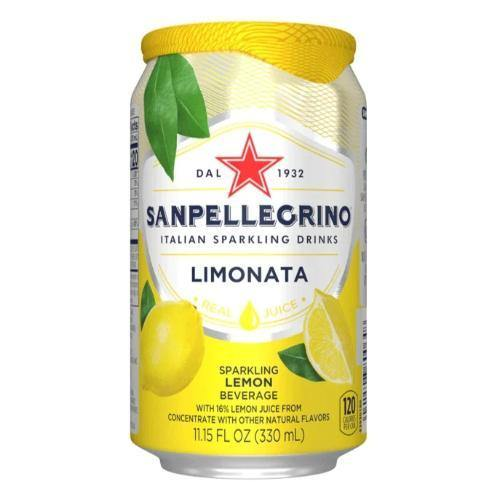 Sanpellegrino Limonata 11.15oz. Can - East Side Grocery