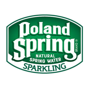 Poland Spring Sparkling  16.9oz. - East Side Grocery