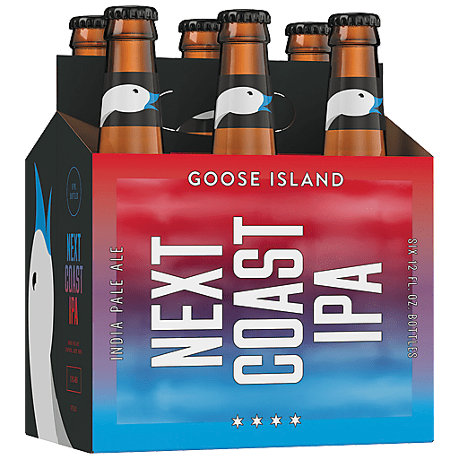 Goose Island Next Coast IPA 12oz. Bottle - East Side Grocery