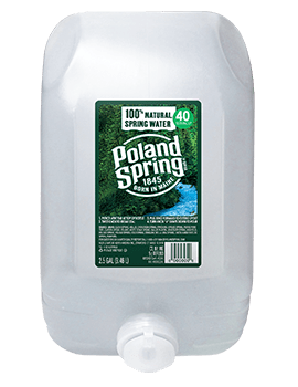 Poland Spring Water 2.5 Gallon - East Side Grocery