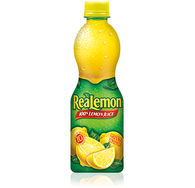 Realemon lemon Juice  15oz. - East Side Grocery