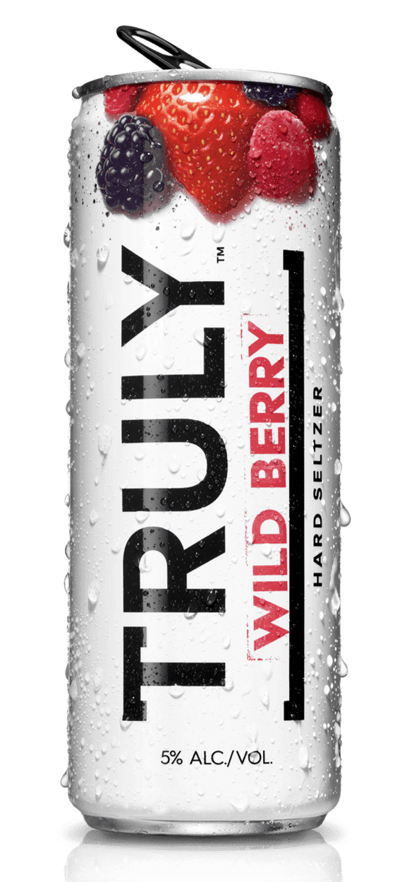 Truly Hard Seltzer Wild Berry 12oz. Can - East Side Grocery