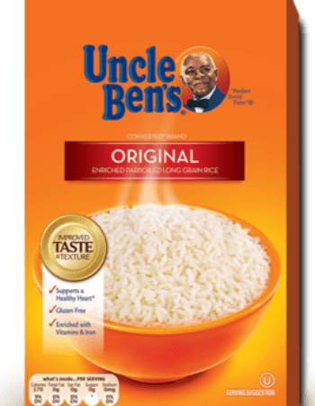 Uncle Ben's Whole Grain Original Rice 2lb. - East Side Grocery