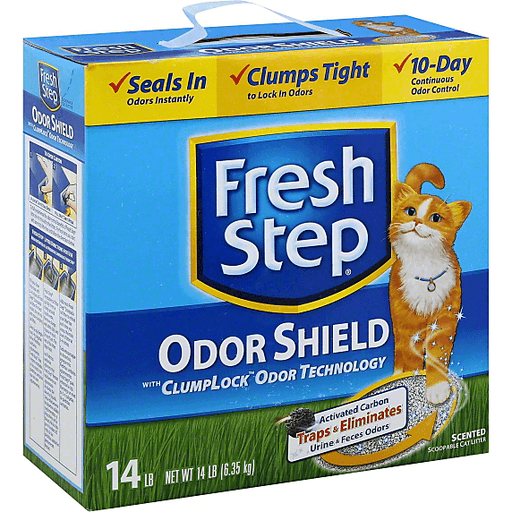 Fresh Step Cat Litter Scoop 14 lb. - East Side Grocery