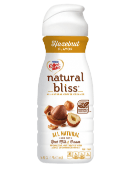 Coffeemate Natural Bliss Hazelnut 16oz. - East Side Grocery