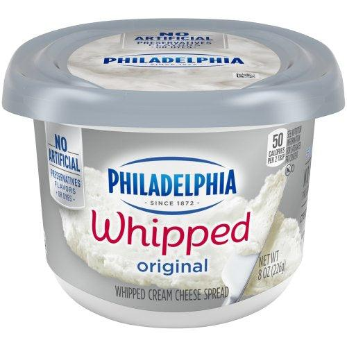 Philadelphia - Cream Cheese - Whipped Original 8oz. - East Side Grocery