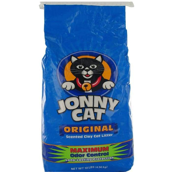 Jonny Cat Original Cat Litter 10Lb - East Side Grocery