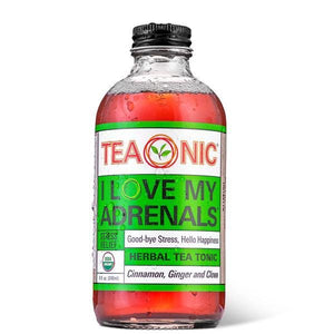 Teaonic I Love My Adrenals 8oz. - East Side Grocery