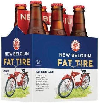 New Belgium Fat Tire - 12oz. Bottle - East Side Grocery