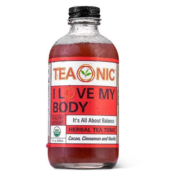 Teaonic I Love My Body 8oz. - East Side Grocery