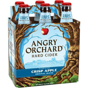Angry Orchard Crisp Apple Cider 12oz. Bottle - East Side Grocery