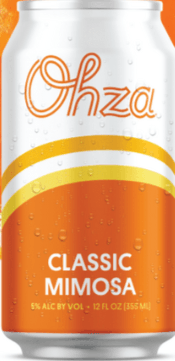 Ohza Classic Mimosa 12oz. Can - East Side Grocery