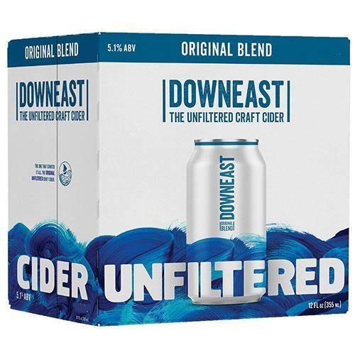 Downeast Cider Original - 12oz. Can - East Side Grocery