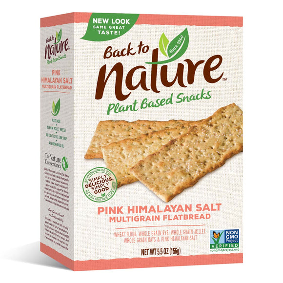 Back to Nature Pink Himalayan Salt 5.5oz. - East Side Grocery