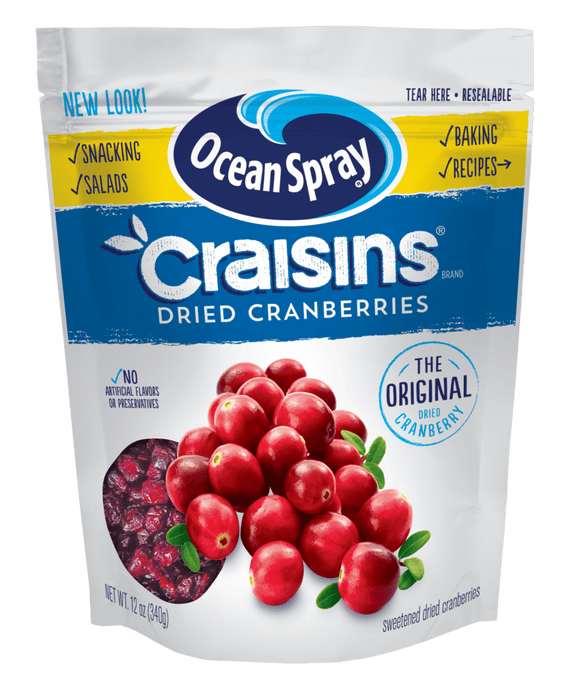 Ocean Spray Dried Cranberry 12oz. - East Side Grocery