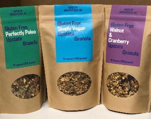 Upstate Granola 8oz. - East Side Grocery