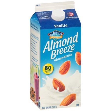 Almond Breeze Almond  Milk Vanilla - 64oz. - East Side Grocery
