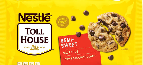 Nestle Semi Sweet Morsels 12oz. - East Side Grocery