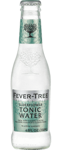 Fever Tree Elder Flower Tonic Water 6.7oz. - East Side Grocery