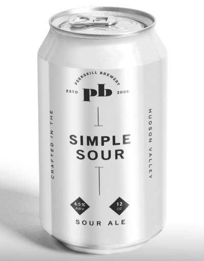 Peekskill Simple Sour 12oz. Can - East Side Grocery