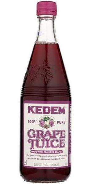 Kadem Grape juice 22oz. - East Side Grocery