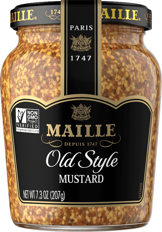 Maille Old Style Mustard 7.3oz. - East Side Grocery