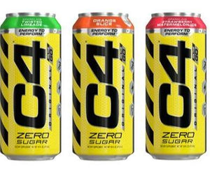 C4 Energy Drink 16oz. Can - East Side Grocery