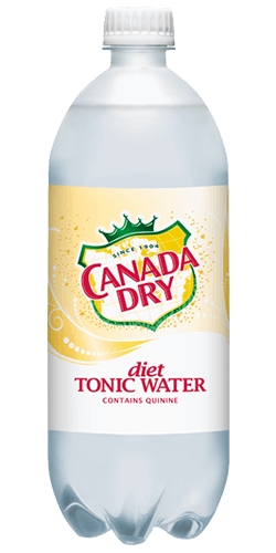 Canada Dry Tonic Water Diet 1 Liter - East Side Grocery