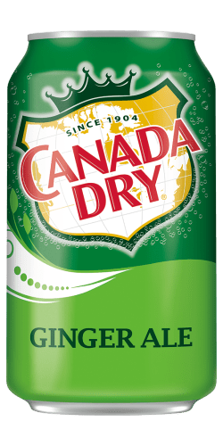 Canada Dry Ginger Ale - 12oz. Can - East Side Grocery