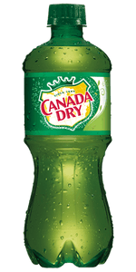Canada Dry Ginger Ale 20oz. Bottle - East Side Grocery