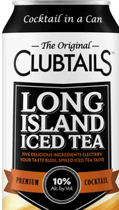 Clubtails Long Island Iced Tea 24oz. Can - East Side Grocery