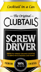 Clubtails Screw Driver 24oz. Can - East Side Grocery